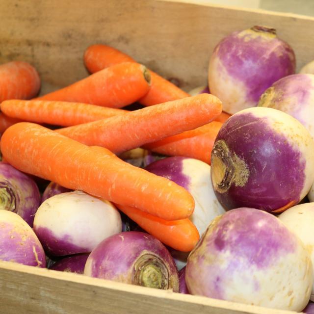 Caisse De Legumes 01