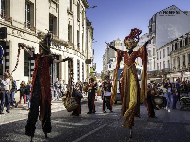 Carnaval Du Boeuf Ville Montlucon 15