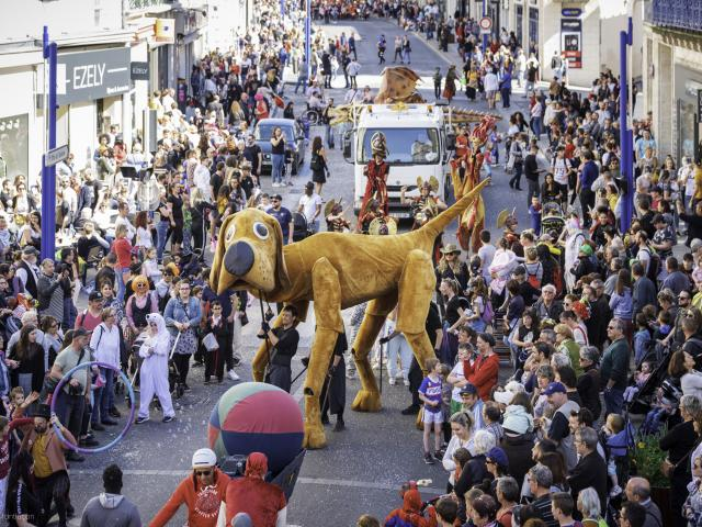 Carnaval Du Boeuf Ville Montlucon 18