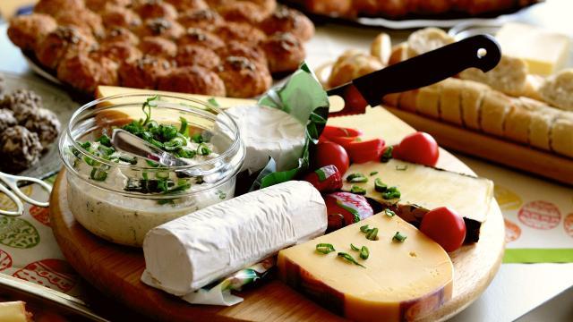 Fromage Pays De Montlucon 08