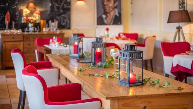 Restaurant Au Coeur De Meaulne 02